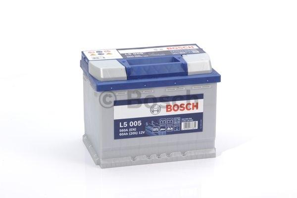 Trakčná Batéria Bosch 60Ah 560A 0092L50050