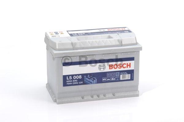 Trakčná Batéria Bosch 75Ah 650A 0092L50080