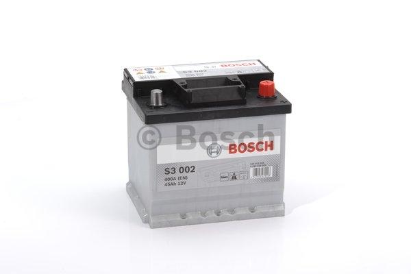 S3 Autobatéria BOSCH S3 /12V, 45AH- 400A - 0092S30020