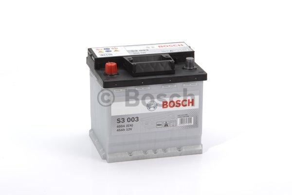 S3 Autobatéria BOSCH S3 /12V, 45AH- 400A - 0092S30030