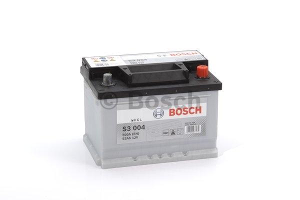 S3 Autobatéria BOSCH S3/12V, 53AH 500A - 0092S30041