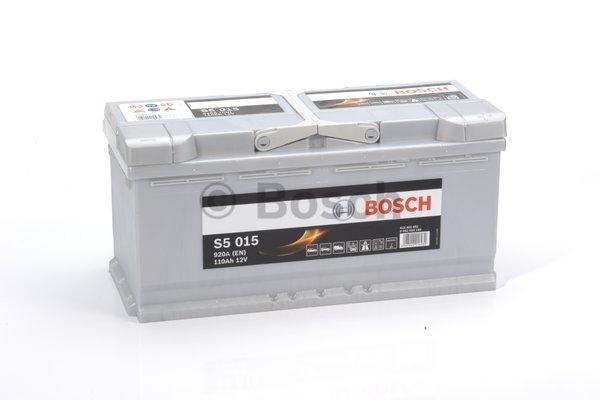 S5 Autobatéria BOSCH S5/12V, 110Ah, 920A - 0092S50150