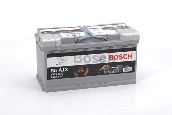 S5A Autobatéria BOSCH Start-Stop AGM 12V 95Ah 850A, 0092S5A130