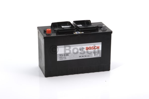 T3 Štartovacia batéria Bosch T3
