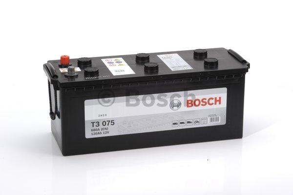 T3 Autobatéria Bosch T3 075 120AH 680A 0092T30750
