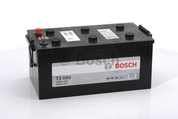 T3 Autobatéria Bosch T3 080 200 AH 1050A 0092T30800