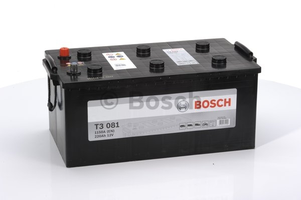 T3 Autobatéria Bosch T3 081 220 AH 1150A 0092T30810