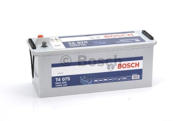 T4 Autobatéria BOSCH T4 - 12V, 140Ah, 800A 0092T40750