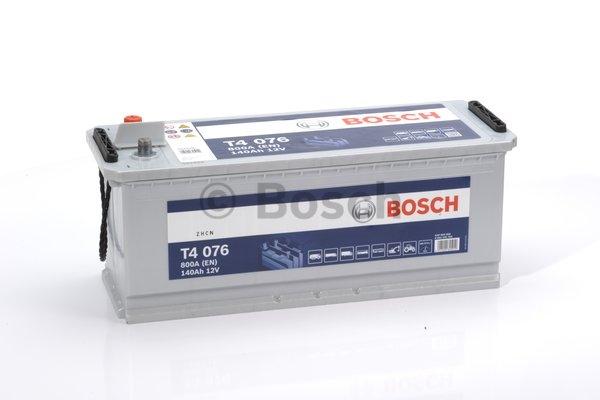 T4 Autobatéria BOSCH T4 - 12V, 140Ah, 800A 0092T40760