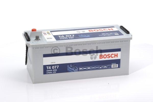 T4 Autobatéria BOSCH T4 - 12V, 170Ah, 1000A 0092T40770