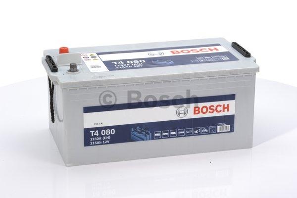 T4 Autobateria BOSCH T4 -12V, 215Ah 1150A 0092T40800