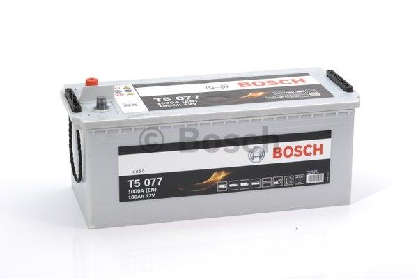 T5 Autobatéria BOSCH T5 - 12V, 180Ah, 1000A 0092T50770