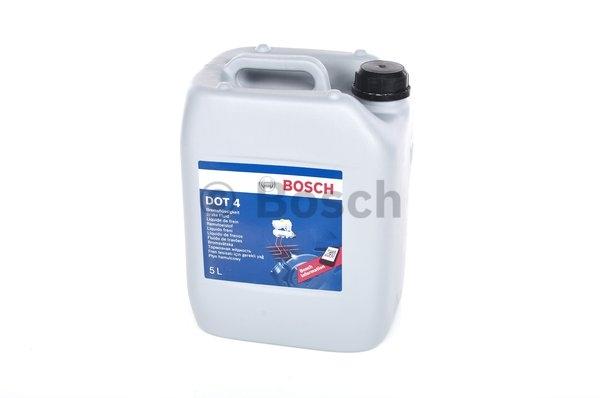 Brzdová kvapalina Bosch 5L.Bod varu 230C.