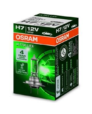 ULTRA LIFE Osram H7 12V 55W Ultra life