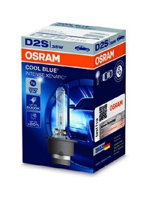 OSRAM XENARC® COOL BLUE® INTENSE OSRAM D2S Cool Blue Xenarc - 12V/35W