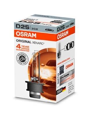 OSRAM XENARC® Xenónová výbojka OSRAM D2S Original Xenarc - 12V/35W