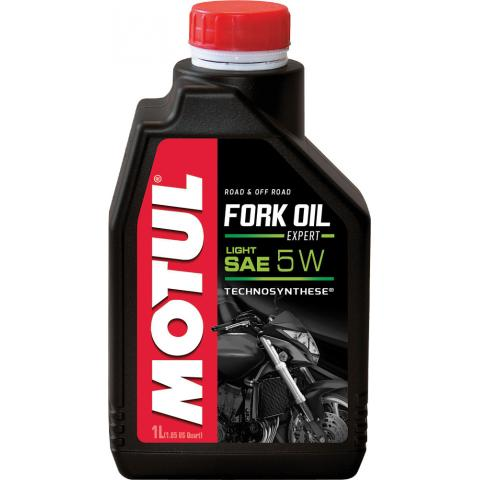 Motul Fork Oil Expert Light 5W 1 l
