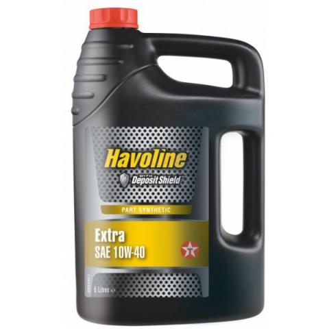 Motorový olej TEXACO Havoline Extra 10W-40 - 4L