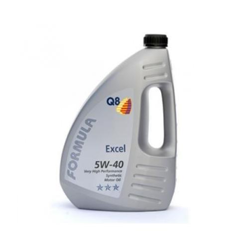 Q8 Excel 5W-40 4 l