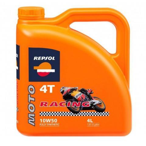 Repsol Moto Racing 4T 10W-50 4L.