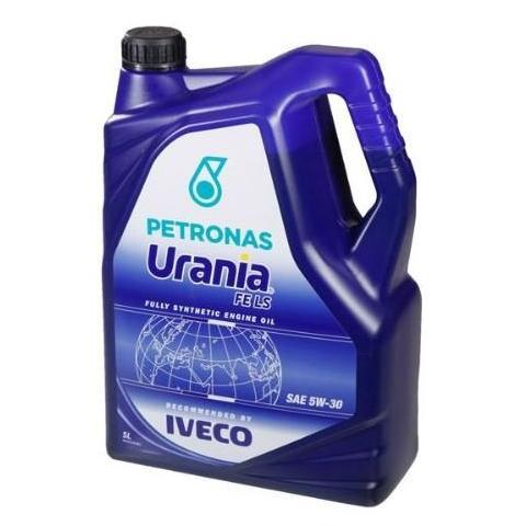 Motorový olej Urania FE 5W-30 5L