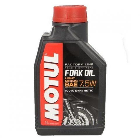 Motul Fork Oil Factory Line 7,5W-Light/Medium 1L