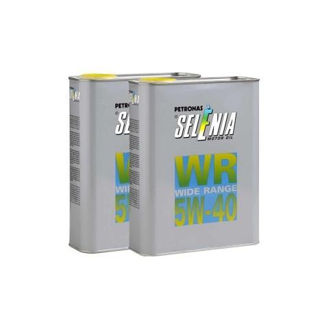 Motorový olej SELENIA WR 5W-40 2L