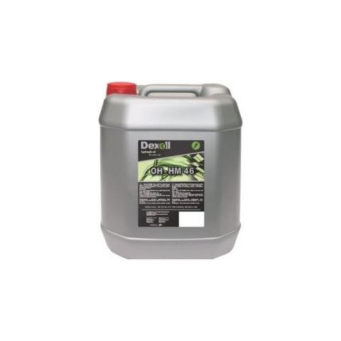 Hydraulický olej Dexoll OH-HM 46 20 l Skladom