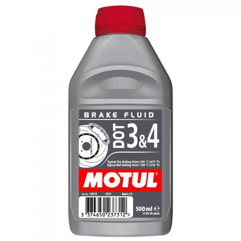 Motul Brake Fluid DOT 3&4 500 ml
