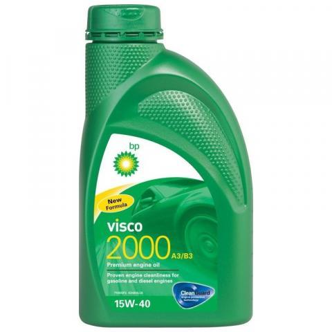 BP Visco 2000 Diesel 15W-40 1L