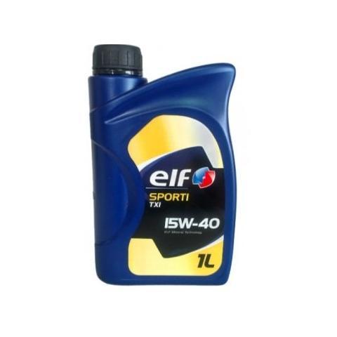 motorový olej ELF Sporti TXI 15W-40 1L