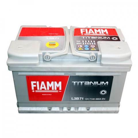 Titanium Plus 12V 71Ah 680A