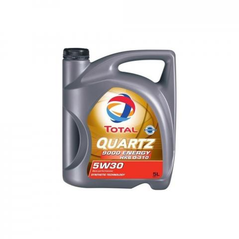 TOTAL Quartz 9000 energy HKS G310 5W-30 5L