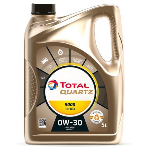 Motorový olej Total Quartz Ineo First 0W-30 5L