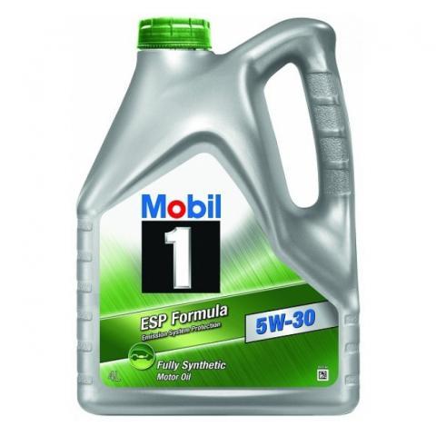 Motorový olej MOBIL 1 ESP  5W-30 4L