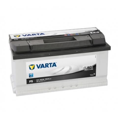 Autobatéria VARTA BLACK dynamic 12V 88Ah 740A F5 ,  588403074