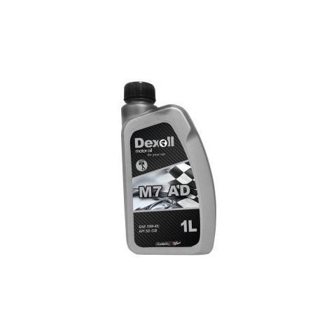 Motorový olej Dexoll 10W-40 M7 AD 1 l