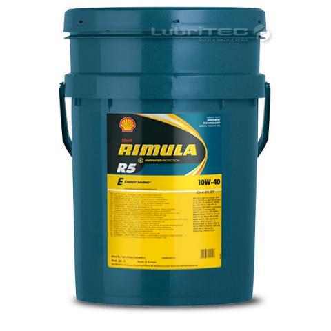 SHELL RIMULA R5 E 10W-40 20L.