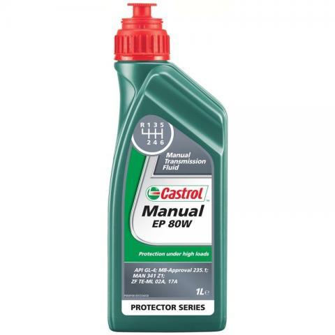 Prevodový olej Castrol Manual EP 80W 1L