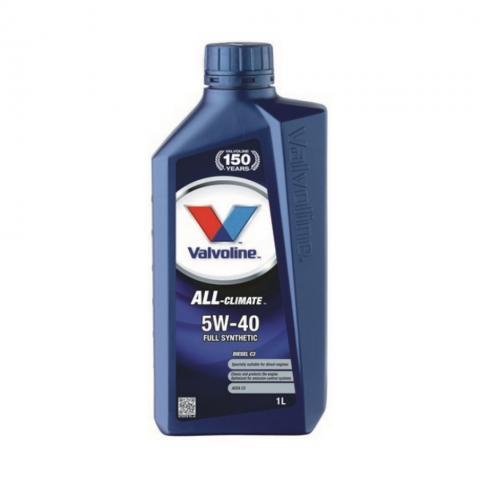 Motorový olej Valvoline ALL Climate Diesel C3 5W40 1L