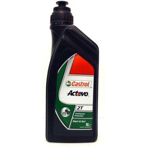 Motorový olej CASTROL ACTEVO 2T 1L