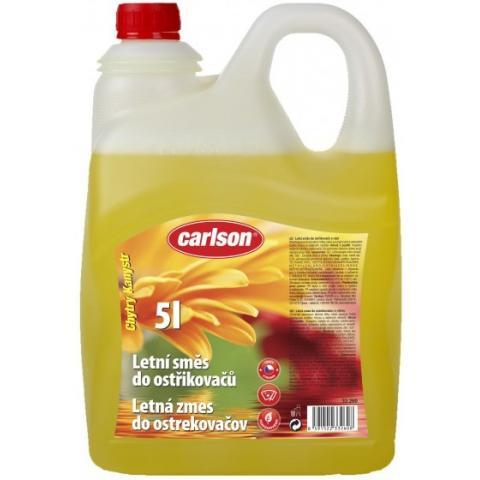 CARLSON letná zmes do ostrekovačov 5L.