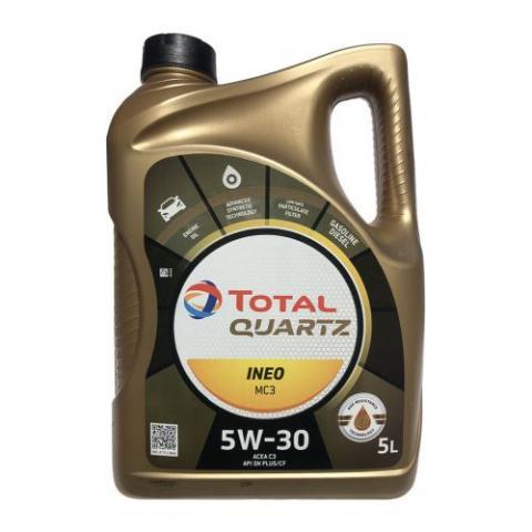 Total Quartz INEO MC3 5W-40 5 l