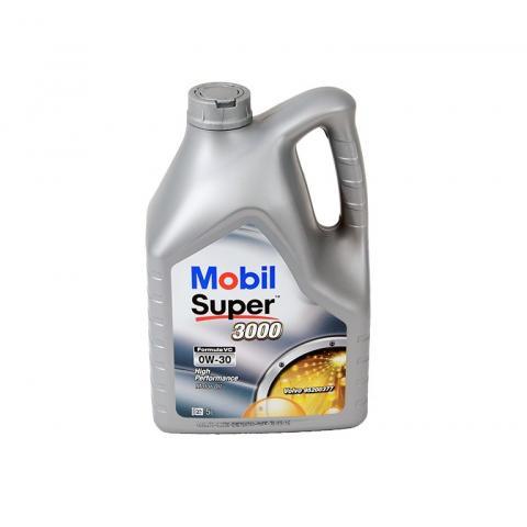 Motorový olej Mobil Super 3000 Formula VC 0W-30 5L.
