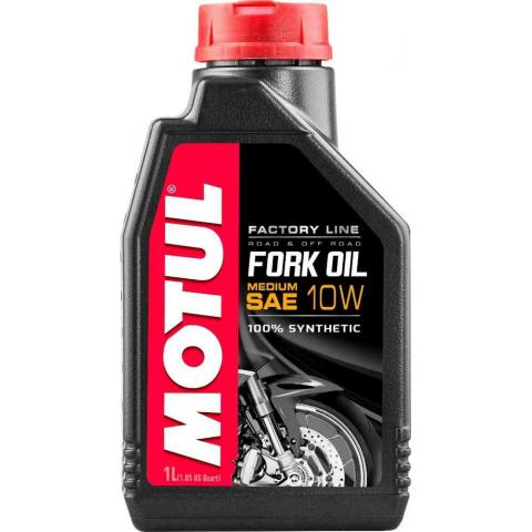 Motul Fork Oil Factory Line Medium 10W 1 l