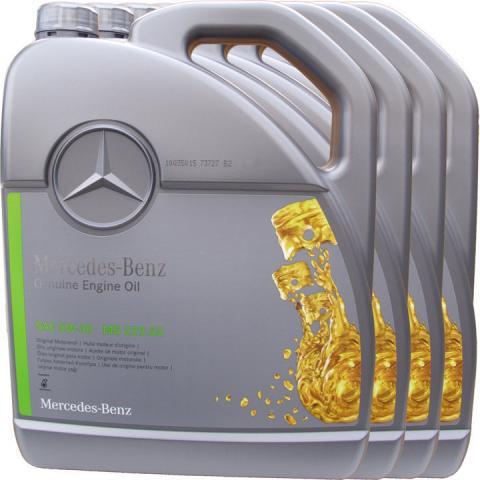 Mercedes-Benz Original 229.52 5W-30 5L