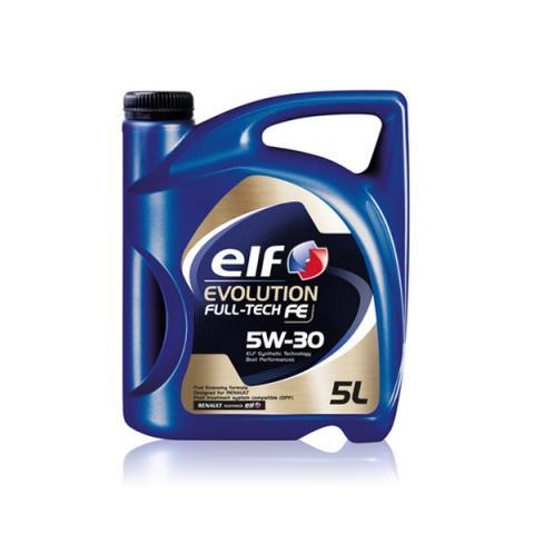 Motorový olej Elf Evolution FullTech FE 5W-30 - 5L.
