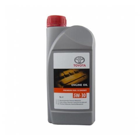 Motorový olej Toyota Premium Fuel Economy 0W-30 1 l