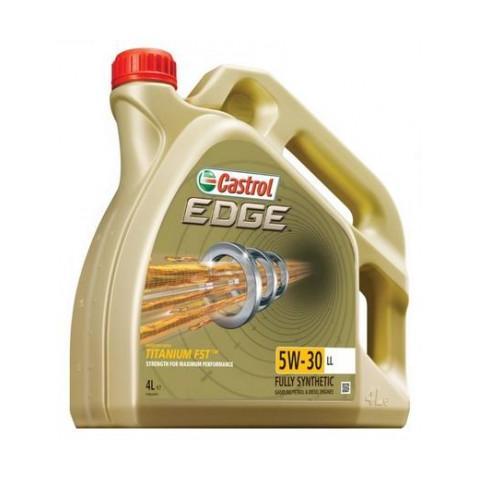 Motorový olej CASTROL EDGE TITANIUM FST 5W-30 LL 4L.