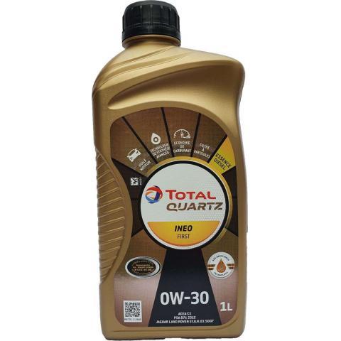 Motorový olej Total Quartz Ineo First 0W-30 1L